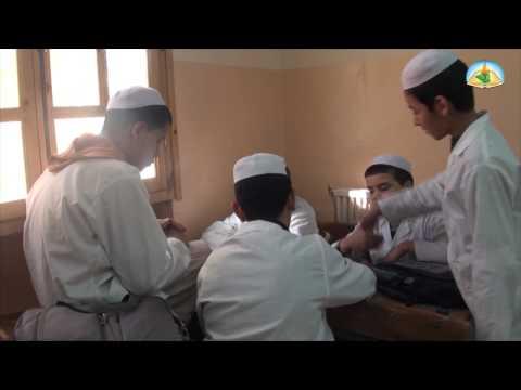 الفيديو القصير: إفشاء السلام / نادي عمي سعيد للمسرح