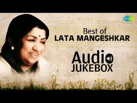 Best of Lata Mangeshkar - Vol 2 | Bahon Mein Chale Aao | Audio Jukebox