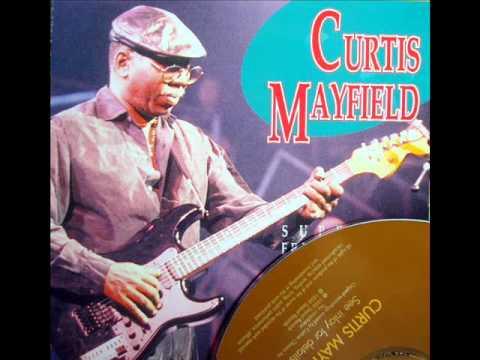 Curtis Mayfield.- Pusherman