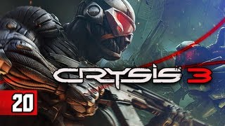 Crysis 3 Walkthrough - Part 20 Gods&Monsters PC Ultra Let's Play Gameplay Commentary