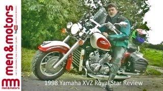 7. 1998 Yamaha XVZ Royal Star Review
