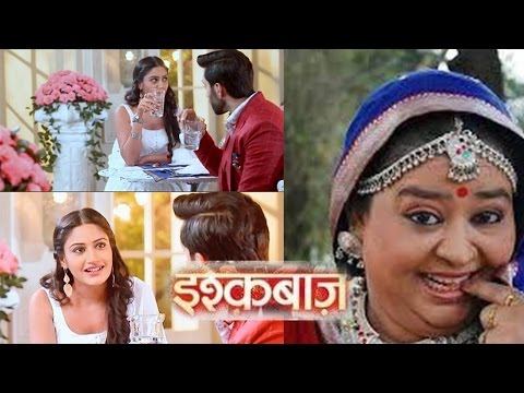 Ishqbaaz Anika ACCIDENTLY KEEPS Karvachauth For Sh