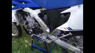 10. 2013 Yamaha WR450f converted to dual sport