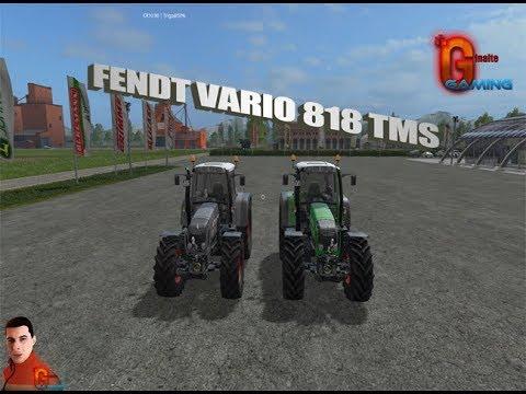 Fendt Vario 818 TMS v1.0