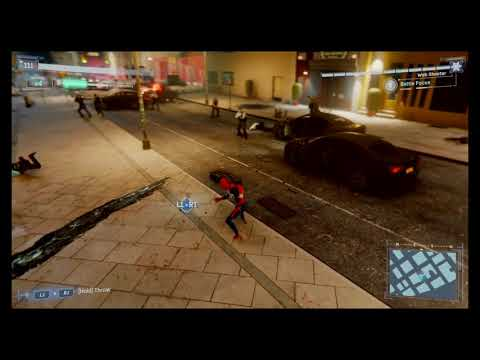 Marvel's Spider-Man - Demon Checkpoint Assault