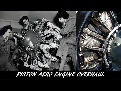 Video from the Past [20] – Piston Aero Engine Overhaul (1945)