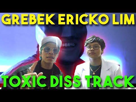 GREBEK ERICKO LIM TOXIC NO SM:)LE ZONE #AttaGrebekRumah Ericko LIM PART1