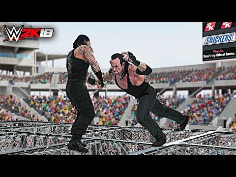 WWE 2K18 Top 10 Stolen Finisher Beatdowns! Part 2