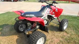 2. 2008 Polaris OUTLAW 450 MXR  Used Cars - Bossier City,Louisiana