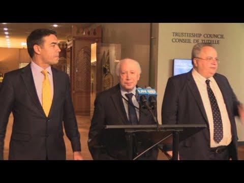 M. Νίμιτς: Δεν υπάρχει ακόμα τελική συμφωνία (με υπότιτλο)
