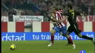 Diego Forlans 32 Saisontore in der spanischen Liga 2008/09