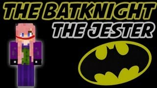 The BatKnight! The Jester