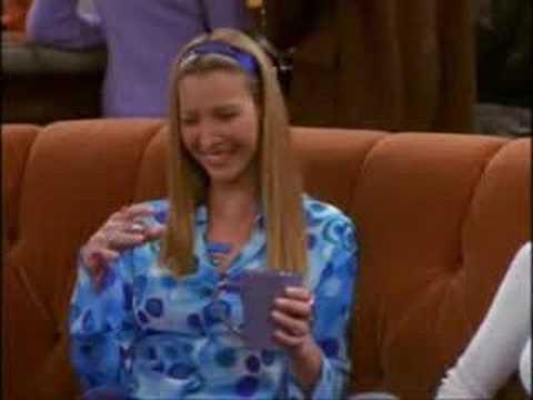 Friends Bloopers 1. (Phoebe-nevetések:)