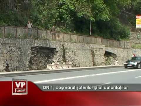DN1, coşmarul şoferilor şi al autorităţilor