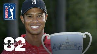 Tiger Woods wins 2006 Deutsche Bank Championship | Chasing 82 by PGA TOUR