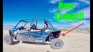 6. 2018 POLARIS TURBO 1000 REVIEW!!!