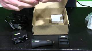 Wasabi Power GoPro HERO3+/HERO3 Battery & Charger Kit