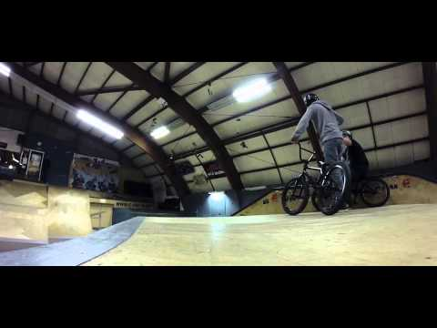 gorissen - A mini BMX Edit in skatepark the promise. shot with Gopro Hero 3+.
