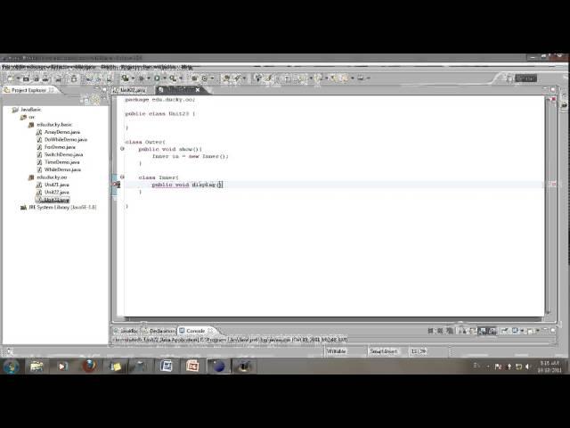 [Java cơ bản] Bài 23: Inner class