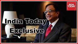 Chidambaram India  city photo : India Today Exclusive: P Chidambaram On Demonetisation Move