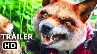 Video PЕTER RABBІT Official Trailer (2018) Margot Robbie, Daisy Ridley Animation Movie HD MP3, 3GP, MP4, WEBM, AVI, FLV Oktober 2017