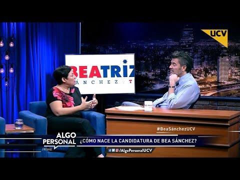 video Beatriz Sánchez explica su cercanía con el Frente Amplio y cómo nace la candidatura presidencial