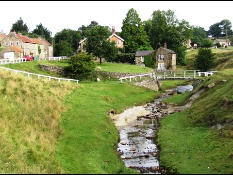 Hutton le Hole to Lastingham round | north york moors  Walks