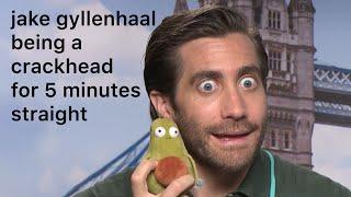 Video jake gyllenhaal being a crackhead for 5 minutes & 31 seconds MP3, 3GP, MP4, WEBM, AVI, FLV Juli 2019