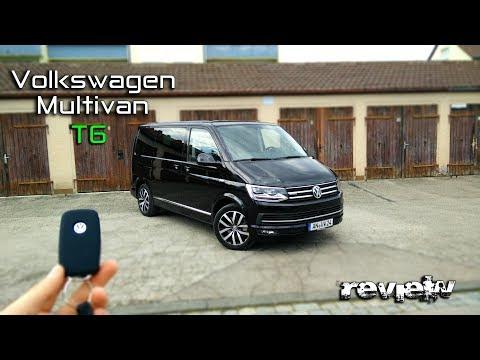 2019 VW MULTIVAN T6 2.0 TDI (204 HP)