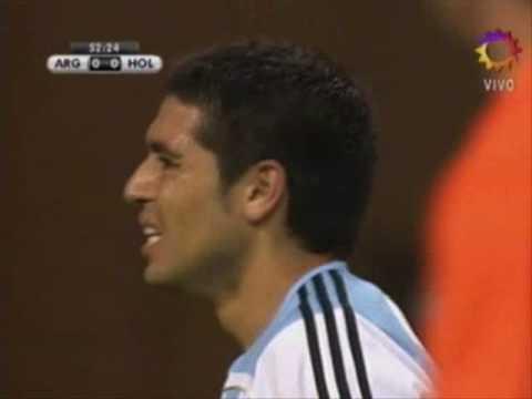21-06-2006 - Argentina vs Holanda - Copa Mundial 2006