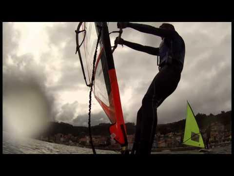 Windsurf en San Esteban de Pravia