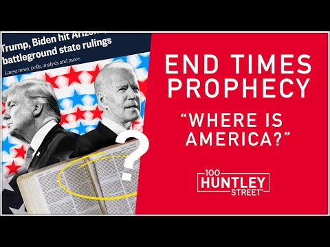 End Times: Where's America in Bible Prophecy?  Dr. Mark Hitchcock