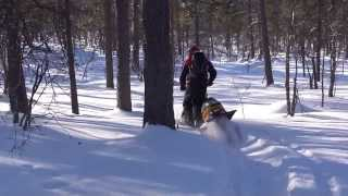 9. Great day with my ski-doo rev 550 137