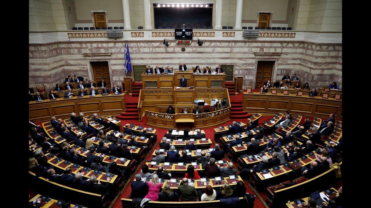 Ξεκινά η διαδικασία επικύρωσης της Συμφωνίας των Πρεσπών στη Βουλή…