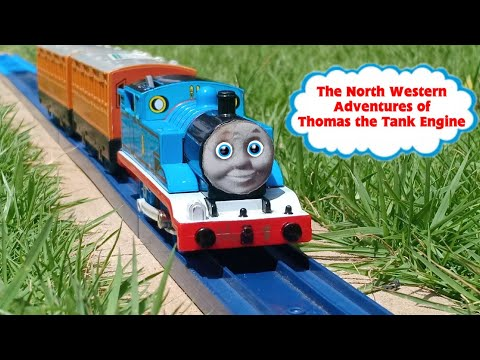 The North Western Adventures of Thomas the Tank Engine Trailer/Intro