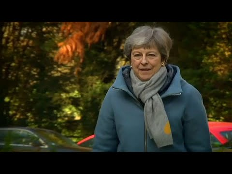 Βrexit: Υπουργικό συμβούλιο εν μέσω πιέσεων για τη Μέι