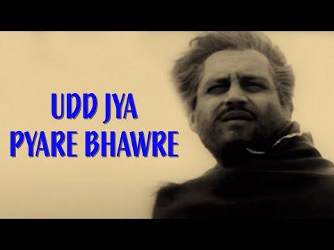 Ud Ja Ud Ja Pyase Bhanwre | Kaagaz Ke Phool (1959) | Guru Dutt | Mohd. Rafi | Classic Song