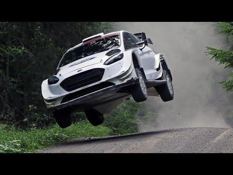 Sébastien Ogier / Ford Fiesta WRC / Test - Neste Rally Finland 2018