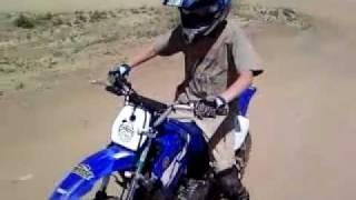 7. Yamaha TTR90