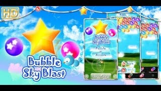 Bubble Sky Blaster PRO YouTube video