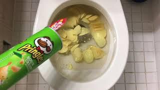 Will it Flush? - Pringles