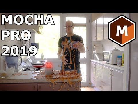 Mocha Pro 2019 Overview & New Features