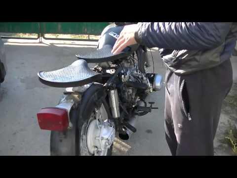 Тюнинг глушителя мотоцикла урал фото