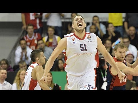 Highlights: RS Round 5, FC Bayern Munich vs. Crvena Zvezda Telekom Belgrade