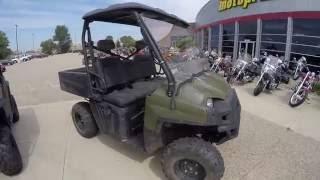 10. 2010 Polaris Ranger 800 - Used UTV / SXS for sale  - Lakeville, MN