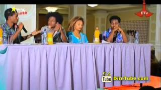 Balageru Idol Lasta Dance Contestant Crew 3rd Audition Addis Ababa