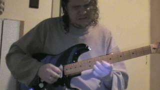 Video Test novýho Stratocastera