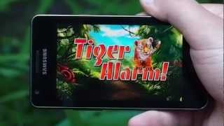 Tiger Alarm! YouTube video