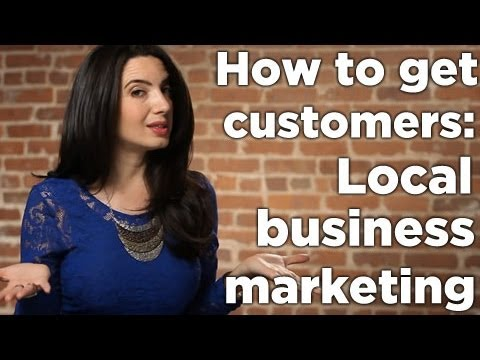 Watch 'How To Get Customers - Local Business Marketing'