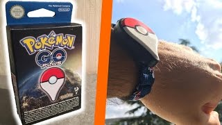 POKEMON GO PLUS FRANCAIS - UNBOXING ET TEST COMPLET !!
